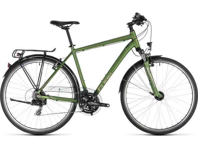 Cube Touring Trekkingcykel grøn
